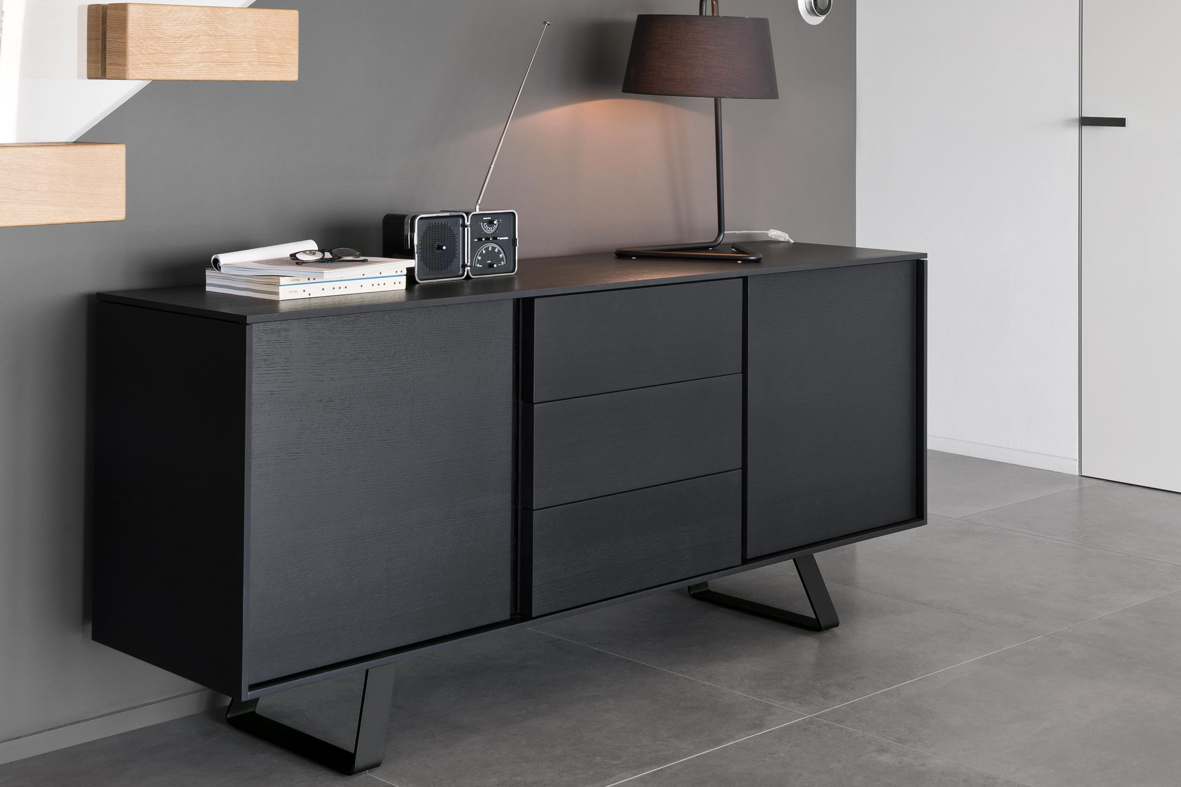 Secret Modern Sideboard Calligaris Nyc New York City
