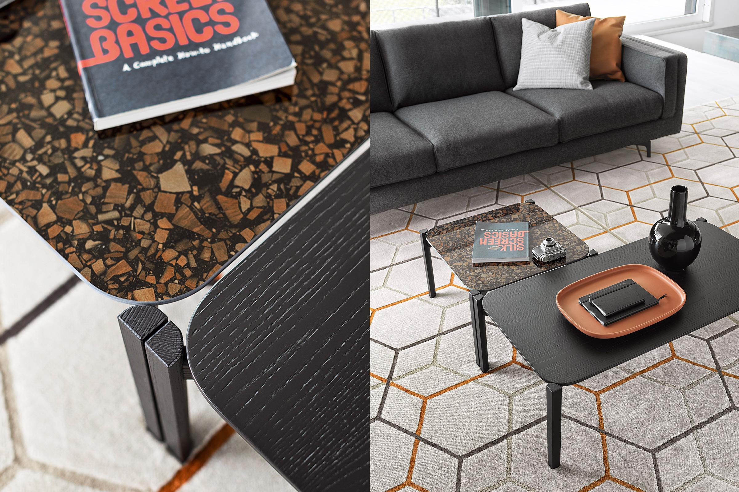 palette Minimalist-Design Coffee Table  Calligaris NYC  New York City   Soho  Chelsea  Upper East Side