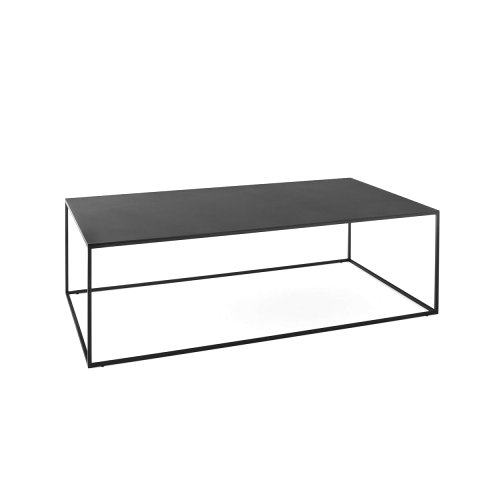 Thin: Rectangular Metal Coffee Table