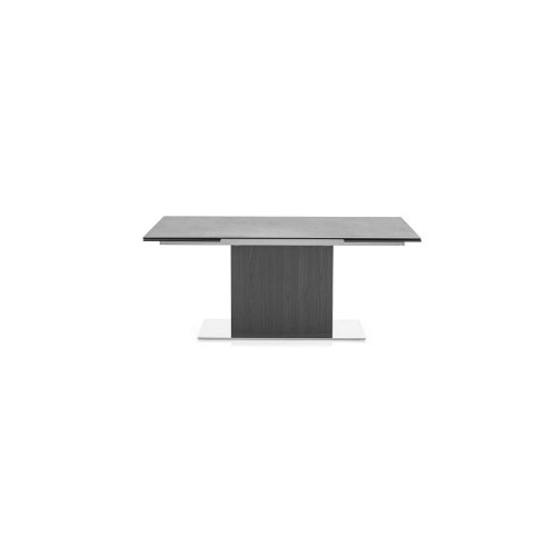 Park: Pedestal-Base Extendable Table