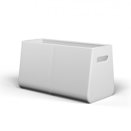 CASE Storage box pvc WHITE
