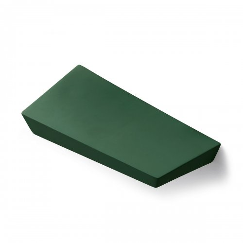 GEMMA Shelf ceramic MATT FOREST GREEN