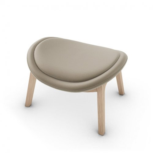 CS3373-W 1320 LAZY Frame P27 ash. NATURAL Seat SQ4 Malmo TAUPE