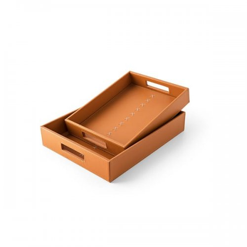 CS7038 THOMAS Tray M5Z pvc COGNAC