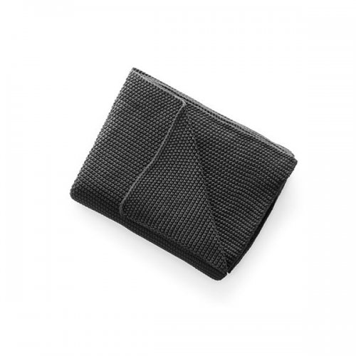 CS7202 CANTWELL Throw M0R cotton ANTHRACITE