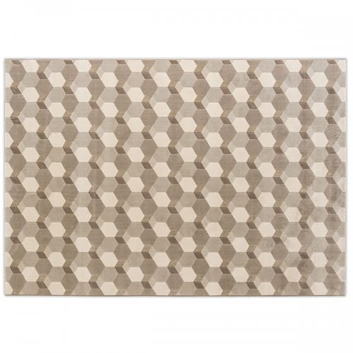 CS7205-A CEMENTINO Rug M95 Polypropylene/polyester VARIOUS SHADES OF BEIGE