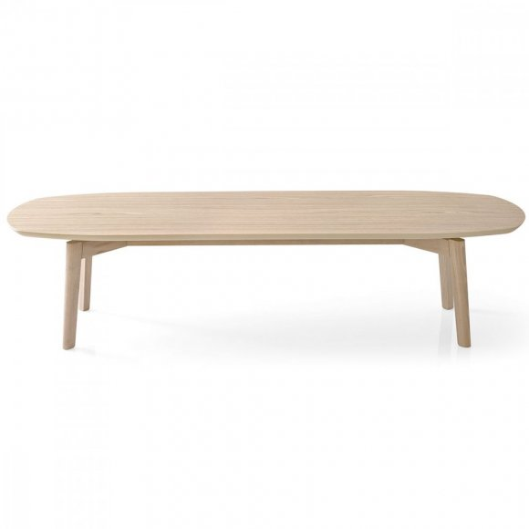 Match Is A Compact Scandinavian Design Coffee Table Characterized By Slightly Curved Sides And Bevelled Edges The Diffe Heights Allow