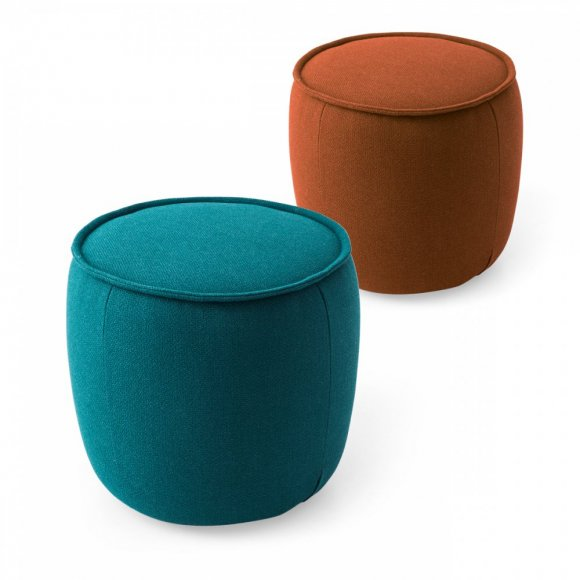 muffin: Upholstered Ottoman