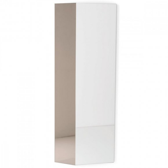 viewpoints: Vertical Contoured Mirror
