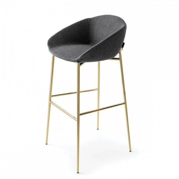 Love: Modern Upholstered Stool