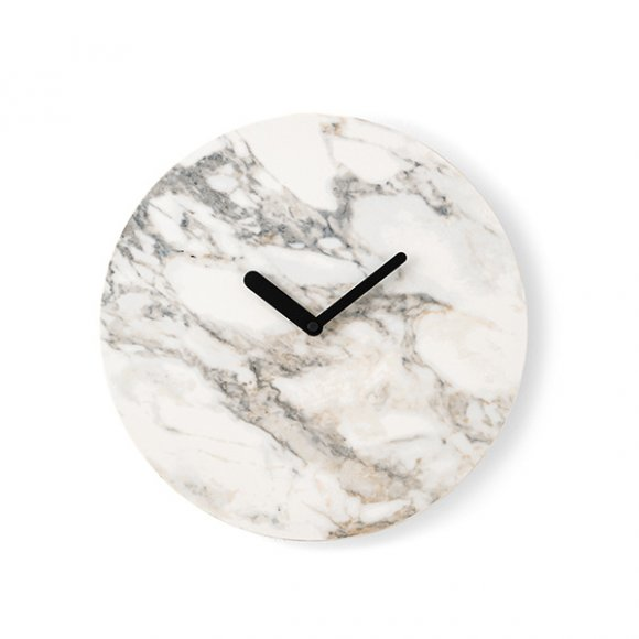 moon: Ceramic Wall Clock