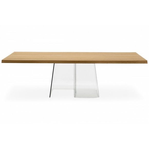 Volo (250): Wooden Dining Table - Seats 10