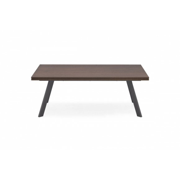 Ponente (180): Extendable Dining Table - 14 Seats