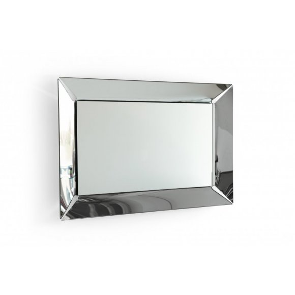 Pleasure: Elegant Rectangular Mirror