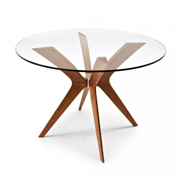 Tokyo Contemporary X Frame Table Calligaris Nyc New